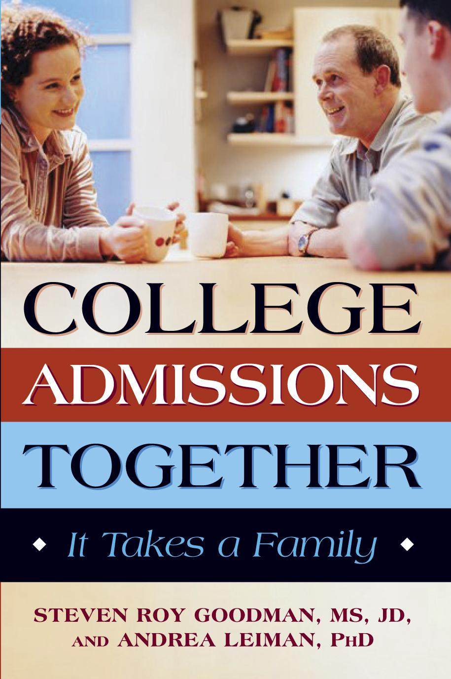 College Admissions Together EB9781935196013