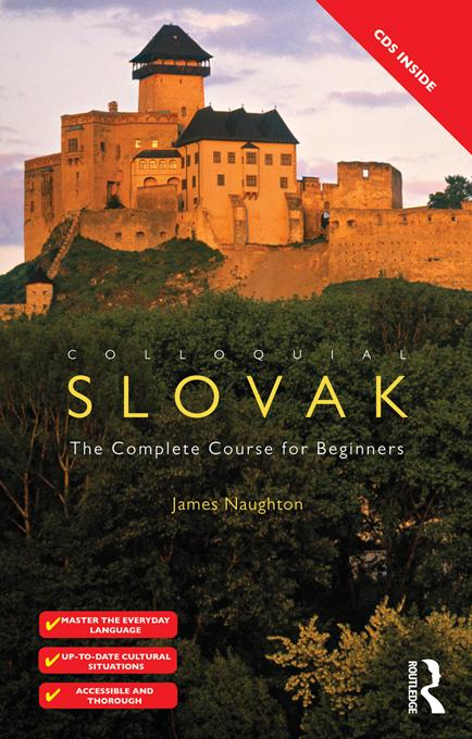 Colloquial Slovak EB9781134005154