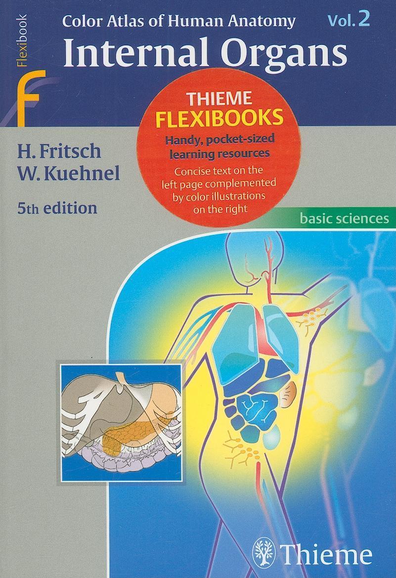 Color Atlas of Human Anatomy EB9781604065633