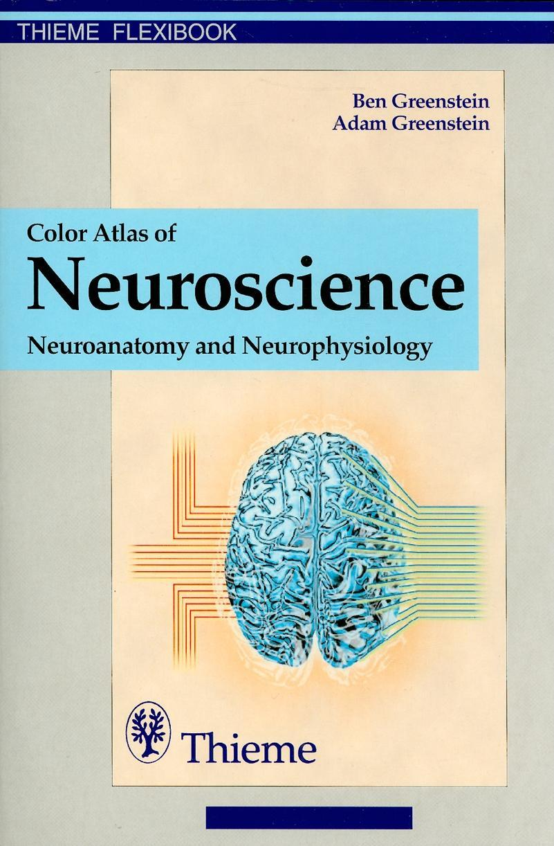 Color Atlas of Neuroscience: Neuroanatomy and Neurophysiology EB9781604061185
