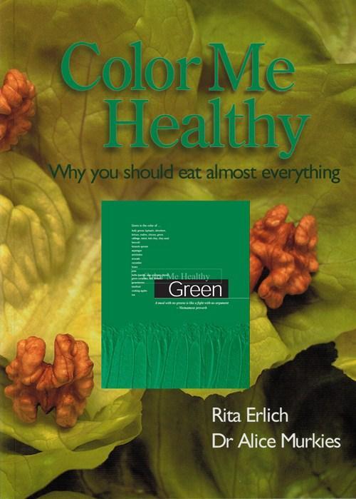 Color Me Healthy: Green EB9781742981369