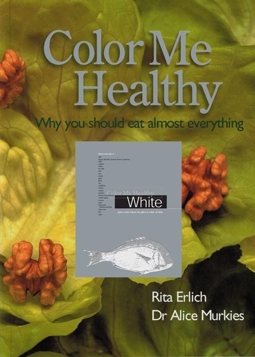 Color Me Healthy: White EB9781742981390
