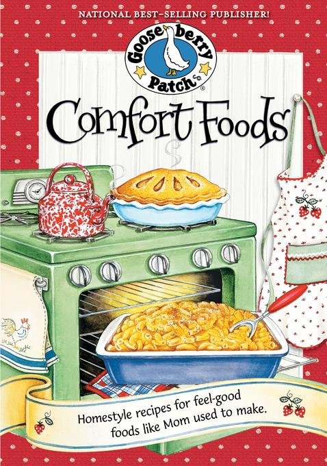 Comfort Foods EB9781936283521