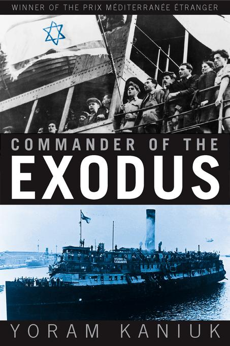 Commander of the Exodus EB9781555847821