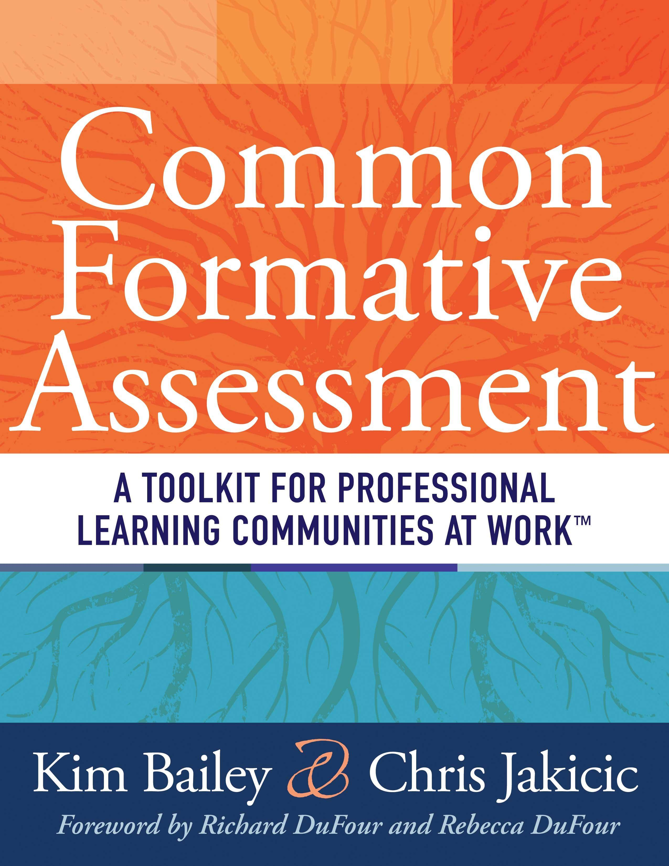 Common Formative Assessment EB9781936765157