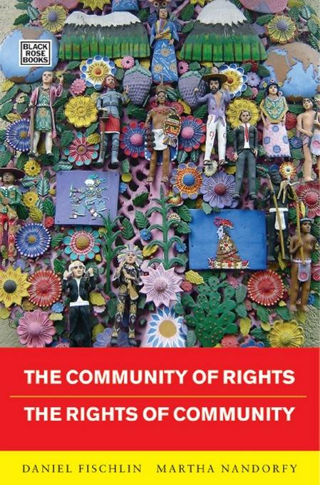 Community of Rights - Rights of Community EB9781551643632