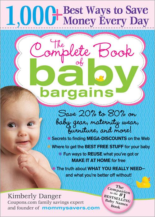 Complete Book of Baby Bargains EB9781402255717