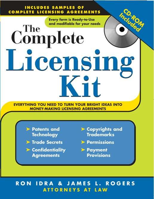 Complete Licensing Kit EB9781572487383