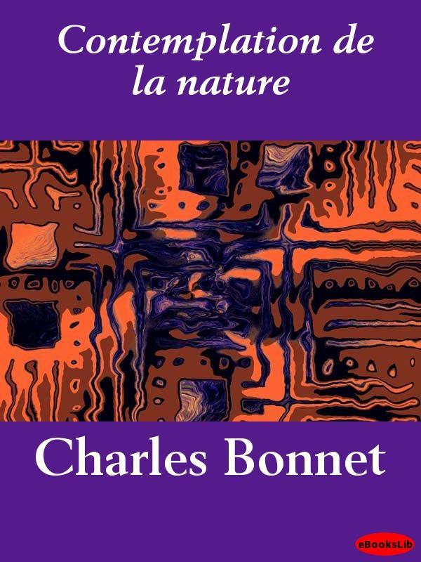 Contemplation de la nature EB9781412190800