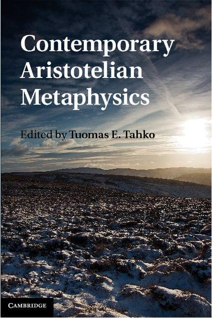 Contemporary Aristotelian Metaphysics EB9781139200332