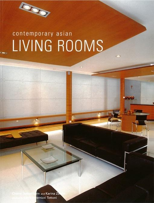 Contemporary Asian Living Rooms EB9781462906536