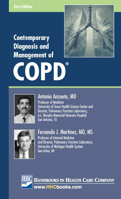Contemporary Diagnosis and Management of COPD? EB9781931981989