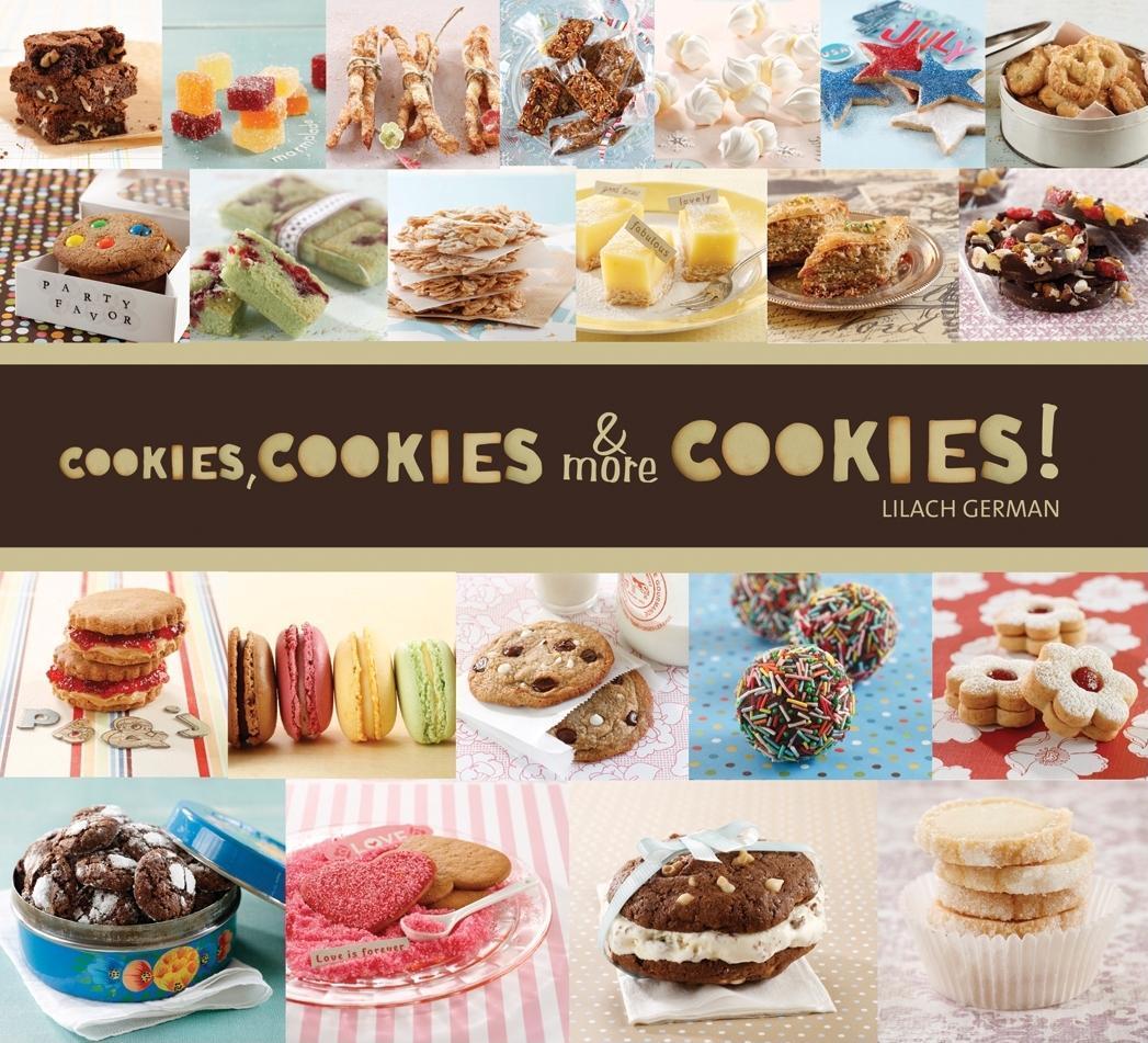 Cookies, Cookies, & More Cookies! EB9781607344254