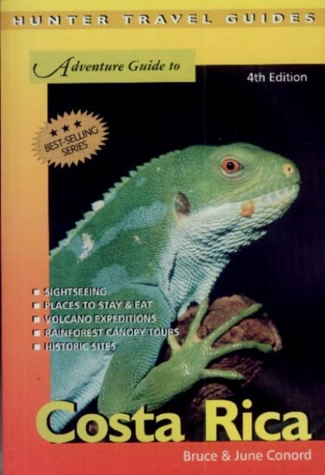 Costa Rica Adventure Guide 4th ed. EB9781588433350