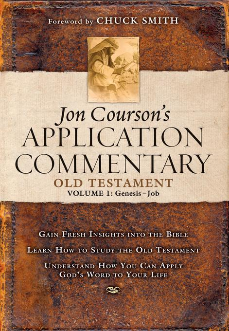 Courson's Application Commentary, Old Testament Volume 1 (Genesis-Job) EB9781418586997