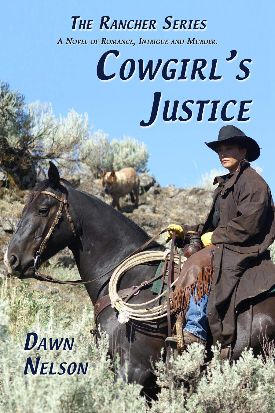 Cowgirl's Justice EB9781936178698