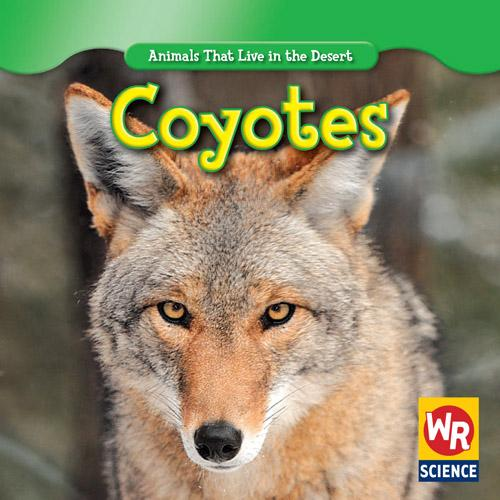Coyotes EB9781433944437
