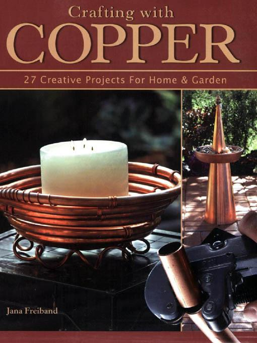 Crafting With Copper EB9781616733360