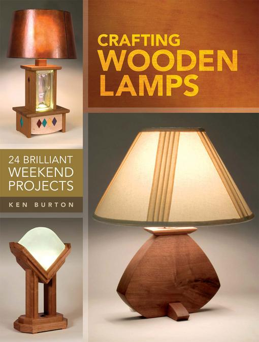 Crafting Wooden Lamps EB9781440322709