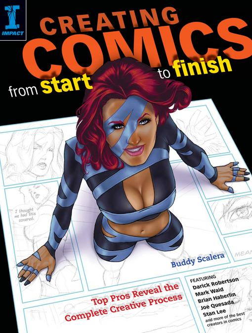 Creating Comics from Start to Finish EB9781440315176