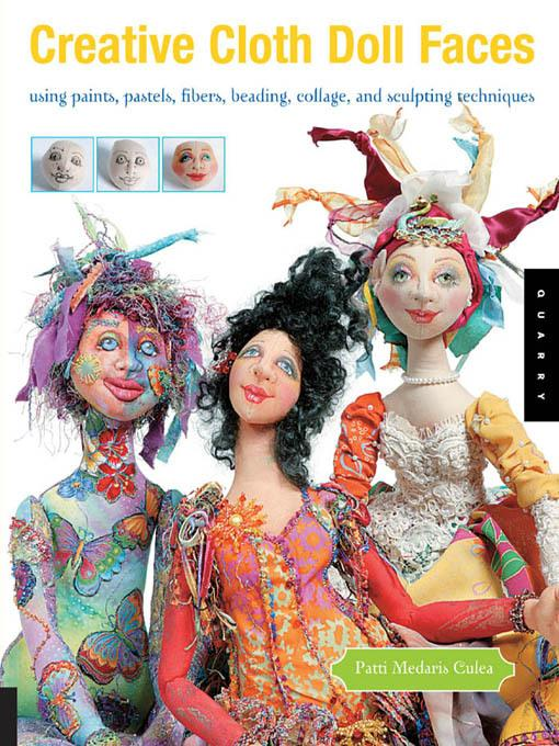 Creative Cloth Doll Faces EB9781616739416