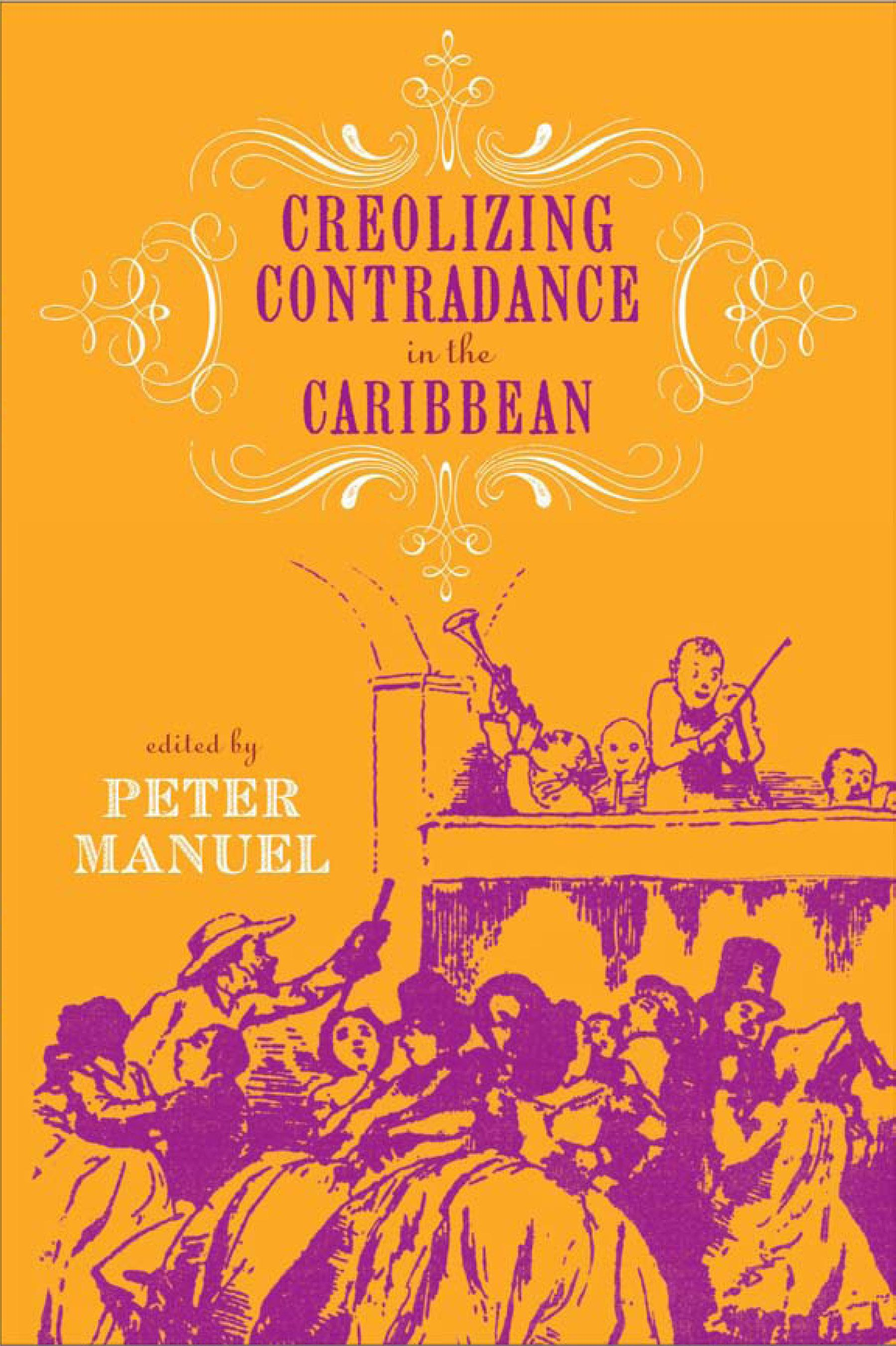 Creolizing Contradance in the Caribbean EB9781592137367