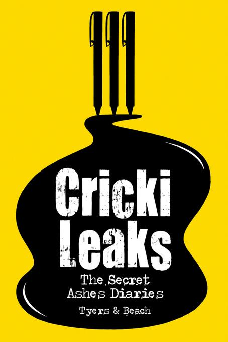 CrickiLeaks EB9781408156759