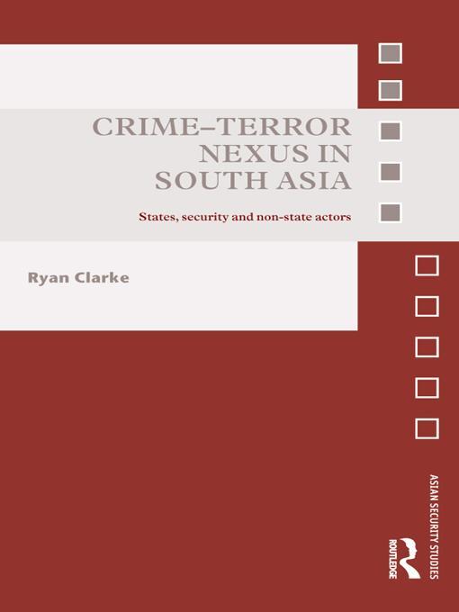 Crime-Terror Nexus in South Asia
