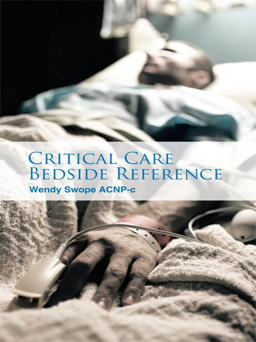Critical Care Bedside Reference EB9781462029204