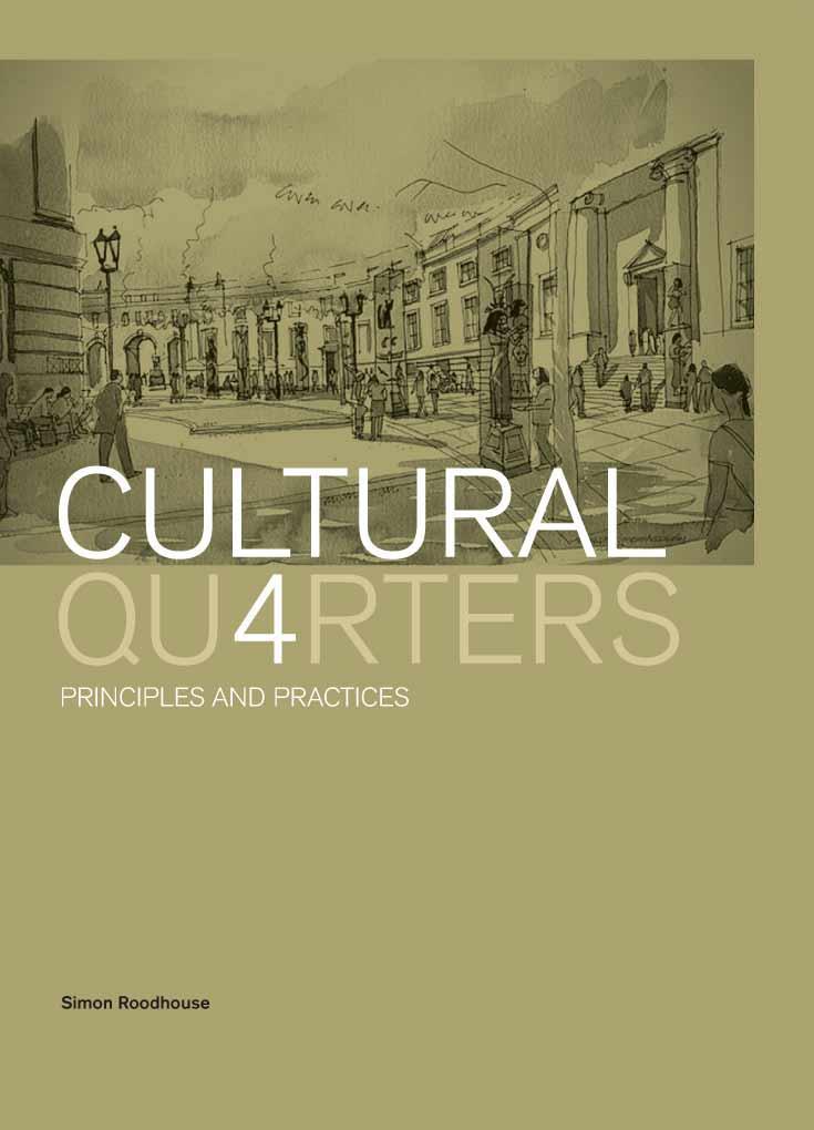 Cultural Quarters EB9781841509488