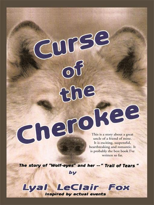 Curse of the Cherokee EB9781426995965
