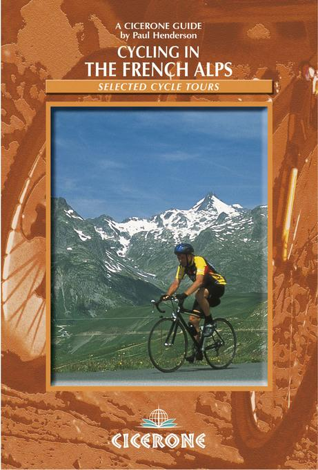 Cycling in the French Alps EB9781849651875