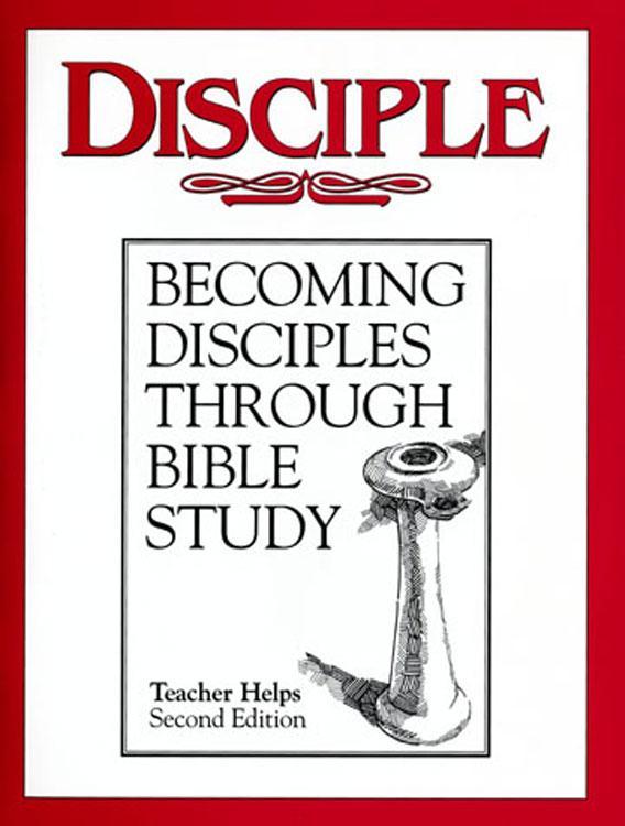 DISCIPLE I - Teacher Helps EB9781426726903