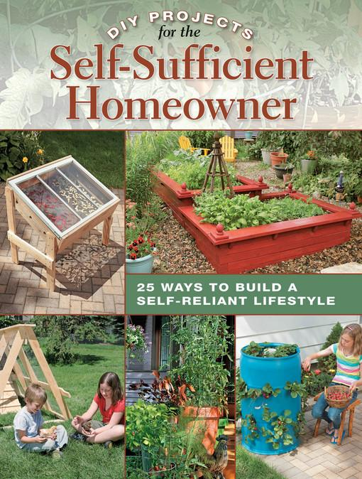 DIY Projects for the Self-Sufficient Homeowner EB9781610597524
