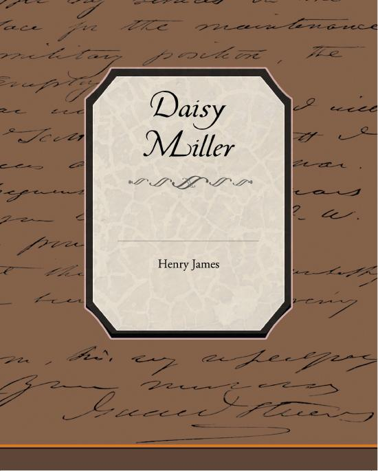 Daisy Miller EB9781438550541