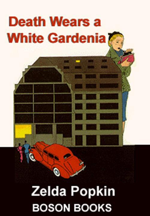 Death Wears a White Gardenia EB9781886420144