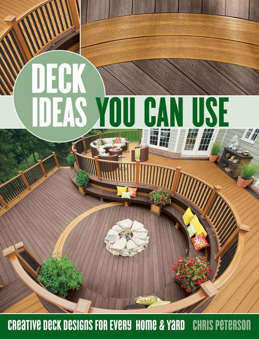 Deck Ideas You Can Use EB9781610597647