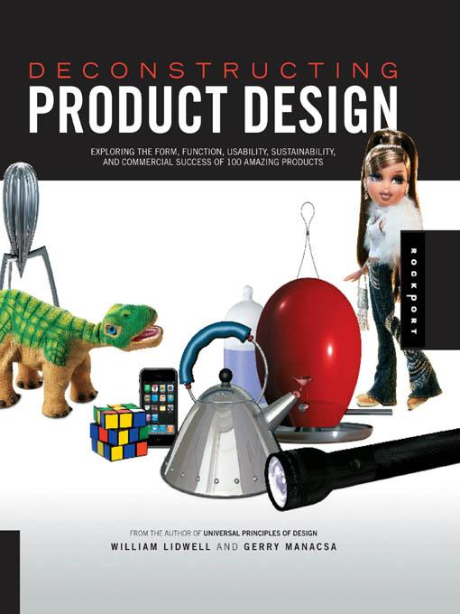 Deconstructing Product Design EB9781616736026