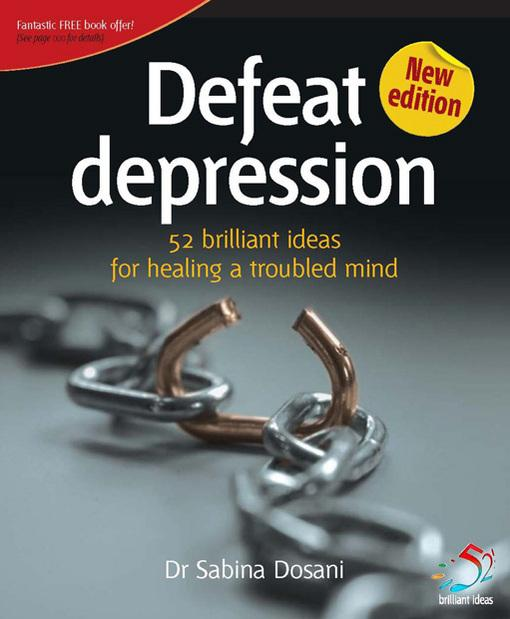 Defeat depression EB9781908189523