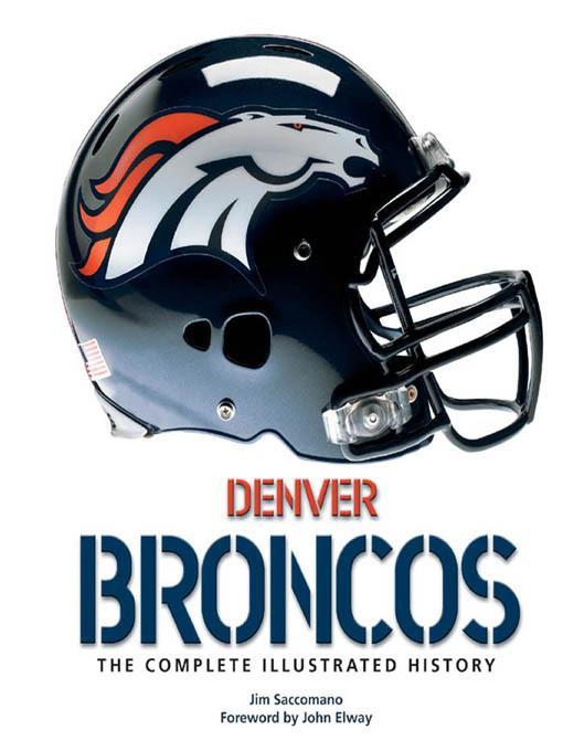 Denver Broncos EB9781616731038