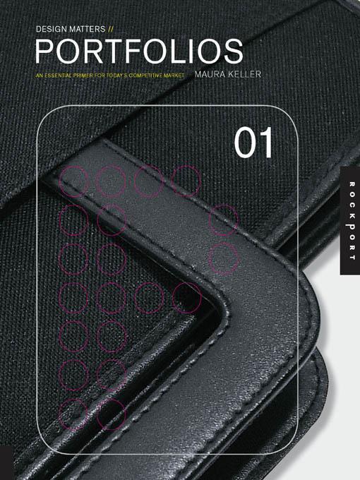 Design Matters: Portfolios 01 EB9781616738761