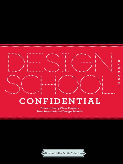 Design School Confidential EB9781616736286