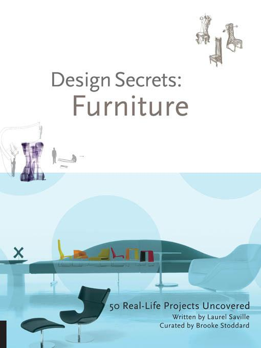 Design Secrets: Furniture EB9781616736521