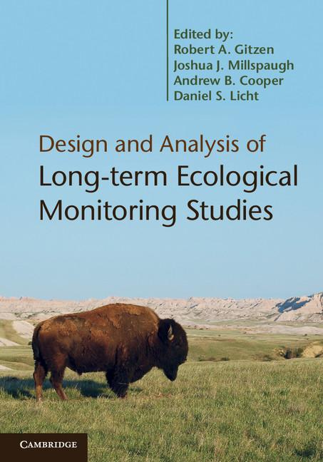 Design and Analysis of Long-term Ecological Monitoring Studies EB9781139511896