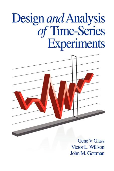 Design and Analysis of Time-Series Experiments EB9781607528517