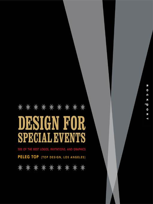 Design for Special Events EB9781616738754