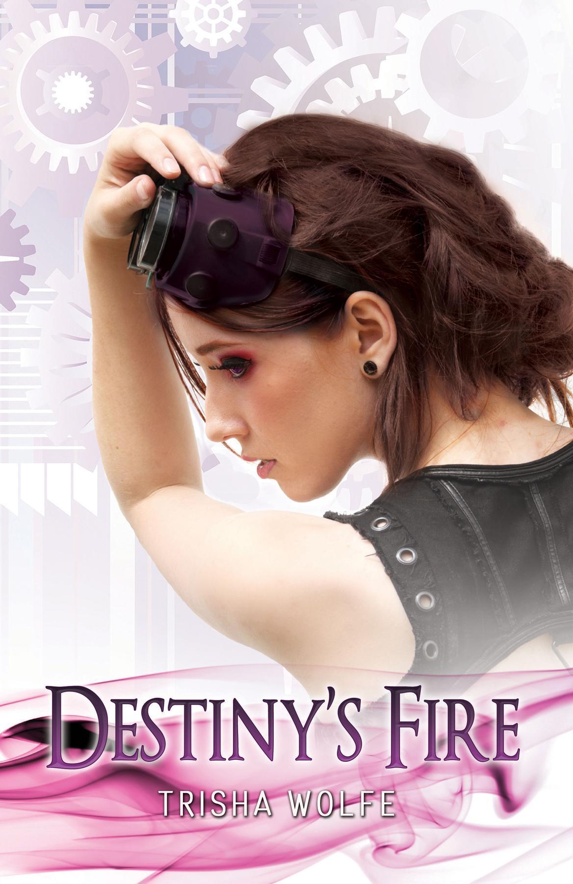 Destiny's Fire EB9781936305995