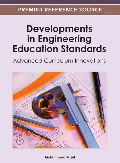 Developments in Engineering Education Standards EB9781466609525