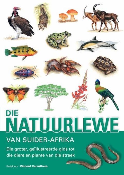 Die Natuurlewe van Suider-Afrika EB9781920572228
