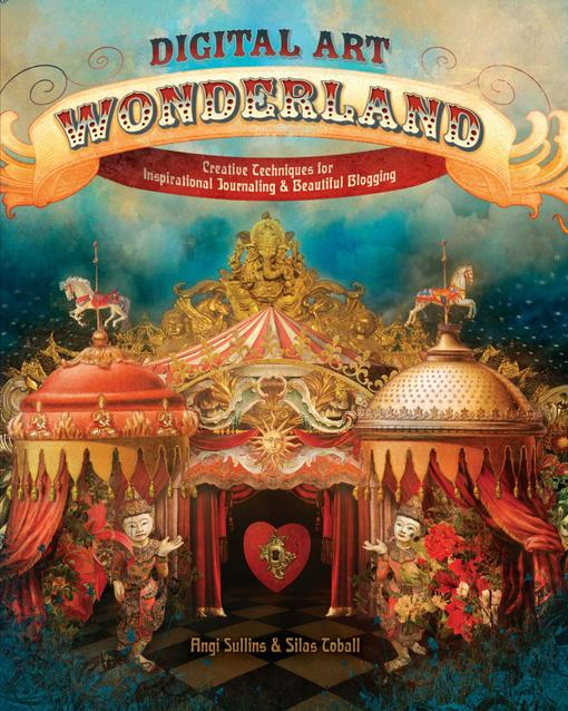 Digital Art Wonderland EB9781440319136